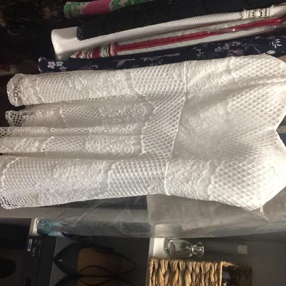 Forever 21 Dresses & Skirts - White Forever 21 sundress M